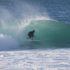 "Surfing the ""Pipeline"" north Oahu"