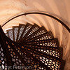 Cana Island Lighthouse Stairs, Door County