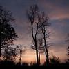 Sunset at Cherokee Marsh