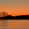 Sunset at Goose Pond