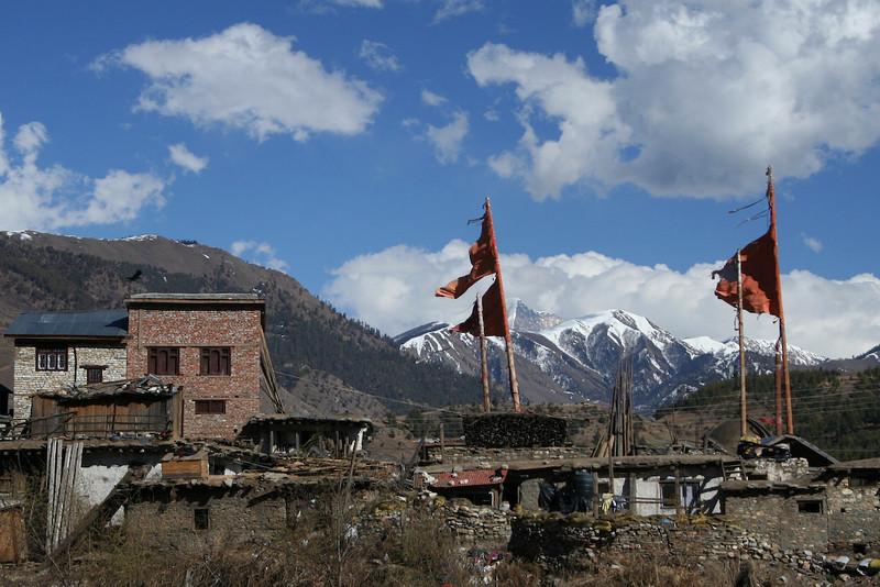Jumla, Nepal. March 2007