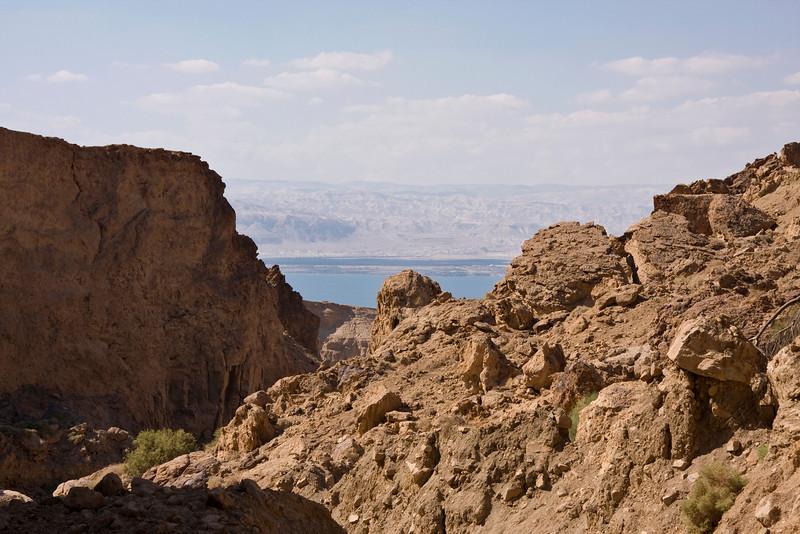 Dead Sea, Jordan October 2008