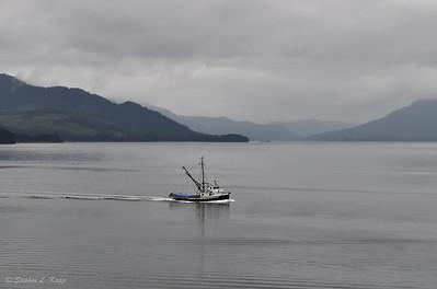 Port Frederick Bay, Alaska