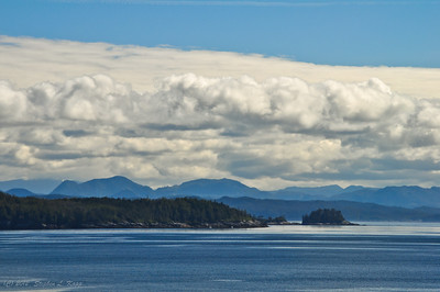 Inside Passage Clouds