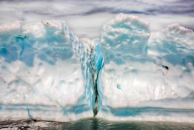 Glacial Crevasse