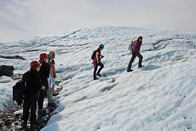 Matanuska Glacier, Alaska
