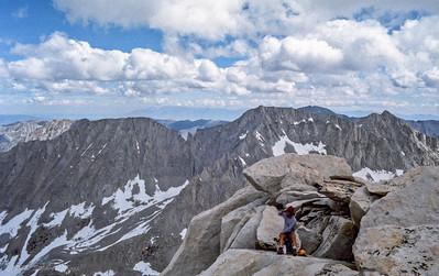 Climbing Mt. Gabb