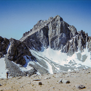 North Face of Mt. Ericcson