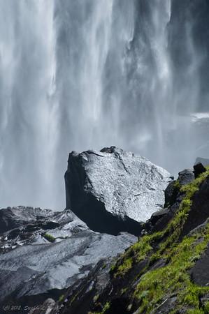 Reflecting On Vernal Falls