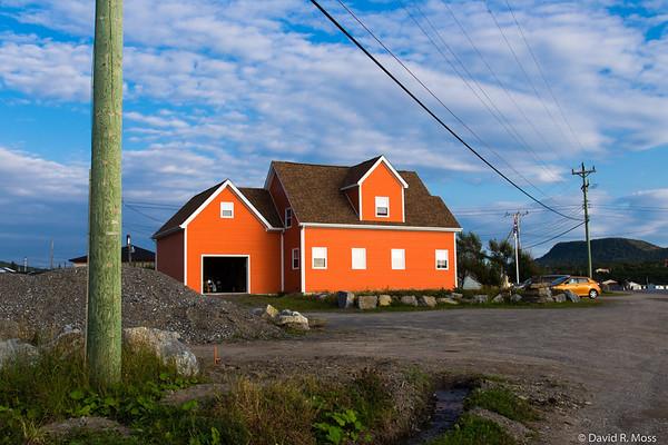 Rocky Harbour (and vicinity), Gros Morne National Park, Newfoundland