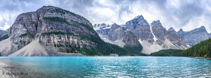 Moraine Lake Panorama