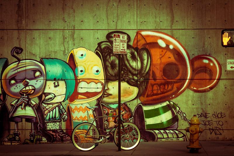 David Choe Mural