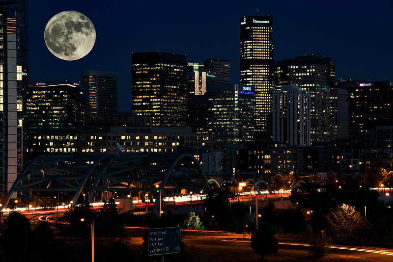 Denver Supermoon 2016