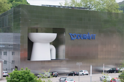 World's Largest Toilet