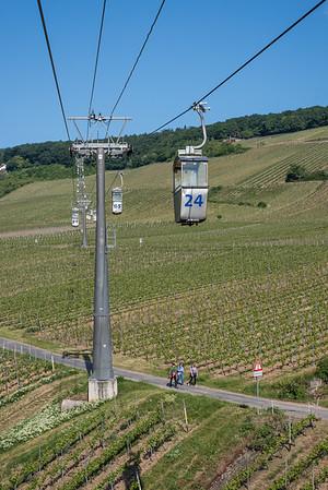 Seilbahn Gondola Ride