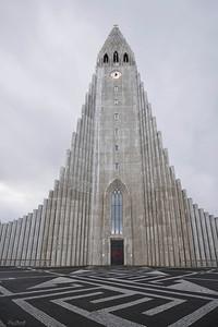 Hallgrímskirkja (Reykjavik Cathedral)