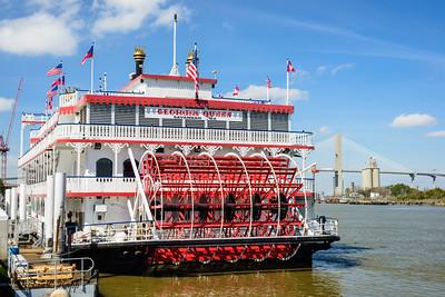 Gerogia Queen Riverboat