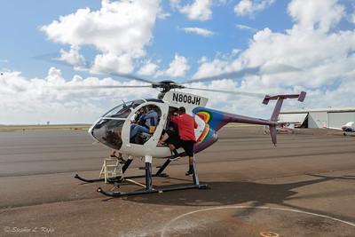 Helicopter Ride (doors off!)