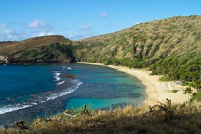 Hanauma Bay Nature Preserve, Oahu