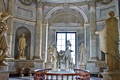Vatican Museum Rome, Italy