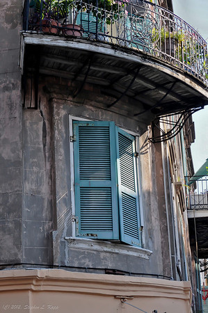 New Orleans Window Shutters