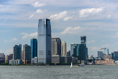 Jesery City, New Jersey & Goldman Sachs Building