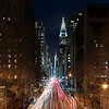 New York; Cityscape; Lights; Nightscape; NY; Chrysler building