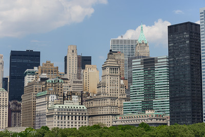 Financial District - Lower Manhattan