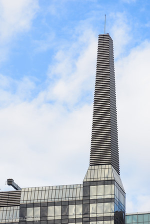 750 Seventh Avenue Office Tower - Chimney Style Column