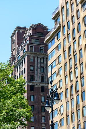 101 Central Park West and The Majestic Apartments (at Right)