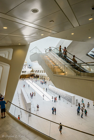 Inside the Oculus