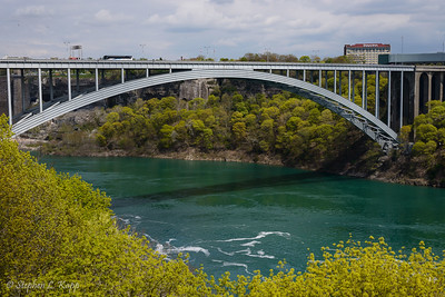 Niagara Falls International Rainbow Bridge