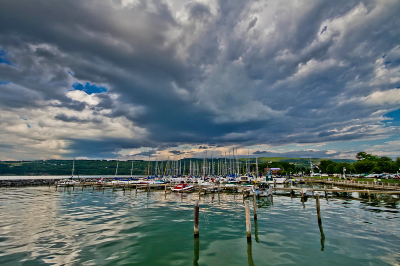 Seneca Lake<br /> Watkins Glen, New York