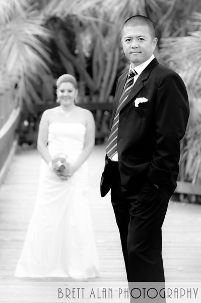 Balboa Park Bridal Photography