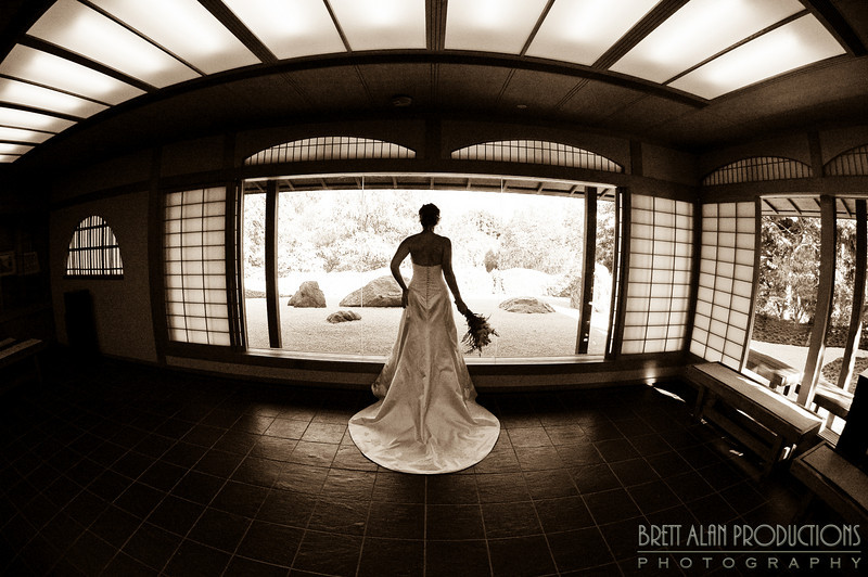 Balboa Park Japanese Friendship Garden Wedding Photography