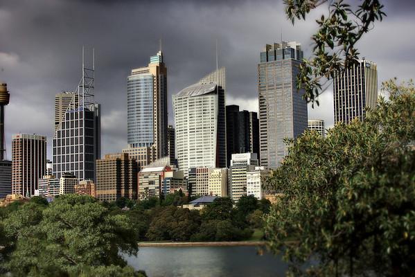 Center City, Sydney, Australia