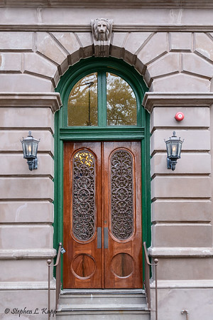 A Side Entrance with Character