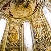 Frescoes in Iglesia de San Salvador de Vilar de Donas