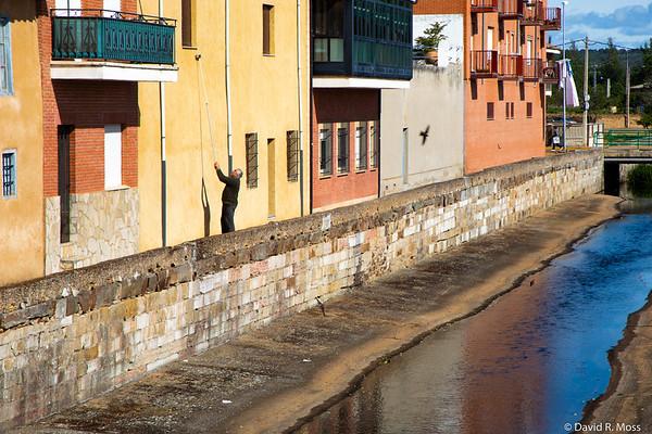 The town of Hospital de Órbigo