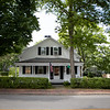 117 Upper Main Street, Edgartown, the house where I grew up with my grandmother - and now I'm the grandmother.