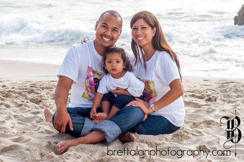 Windansea Beach Family Photography