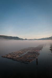 Log BOOM - Pitt River