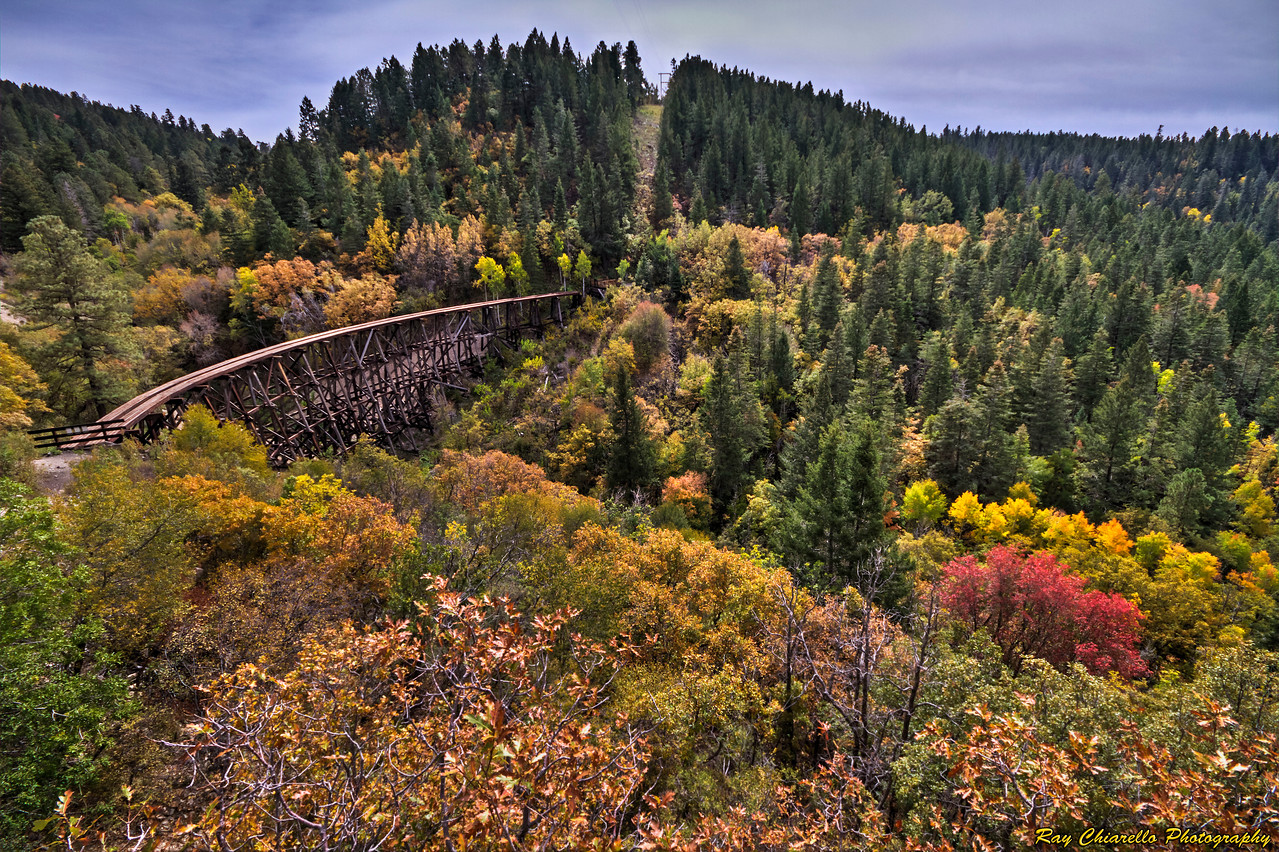 Mexican Canyon Trestle