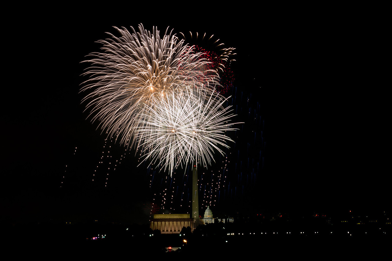 How Much Energy Do Fireworks Generate On July 4th?