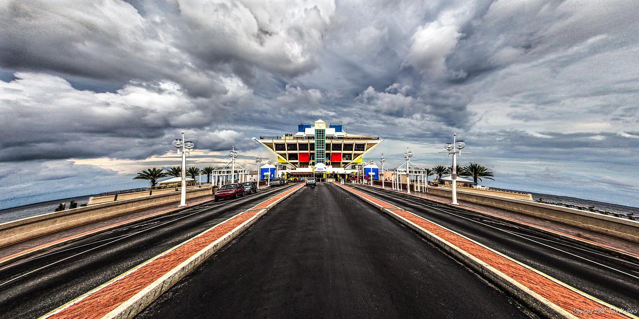 St. Petersburg Pier  September 2012