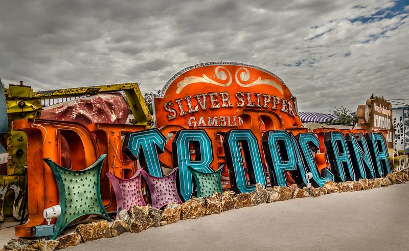 Neon Boneyard - Las Vegas, Nevada