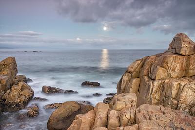 Full Moonrise, Plettenberg Bay