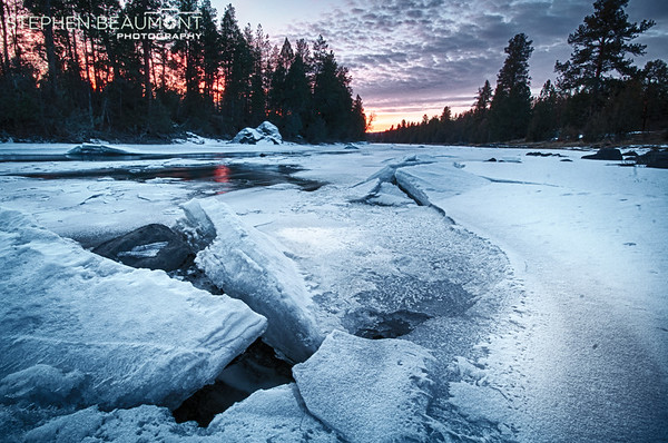 Blackfoot Icebergs