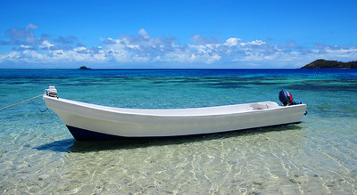 Mantaray Island Resort, Fiji