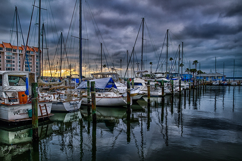 Dunedin Harbor Dunedin, FL